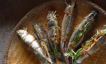 三都鱼包韭菜,作为本地人你吃过吗?