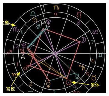 占星基础知识——星盘和出生图