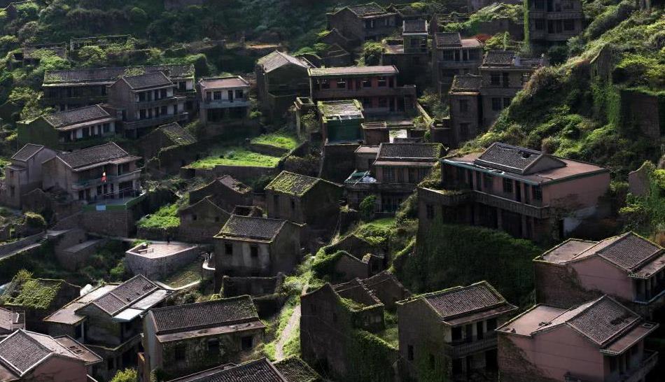 中国最荒凉的无人村意外的拉动了当地旅游业 村民:厉害了我的村
