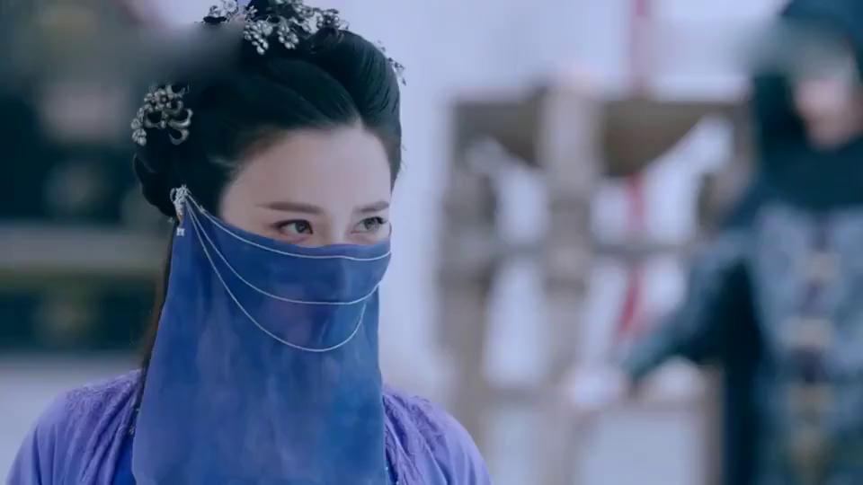 青云志:颖宝儿太机智了,见小凡被包围直接把自己当成人质