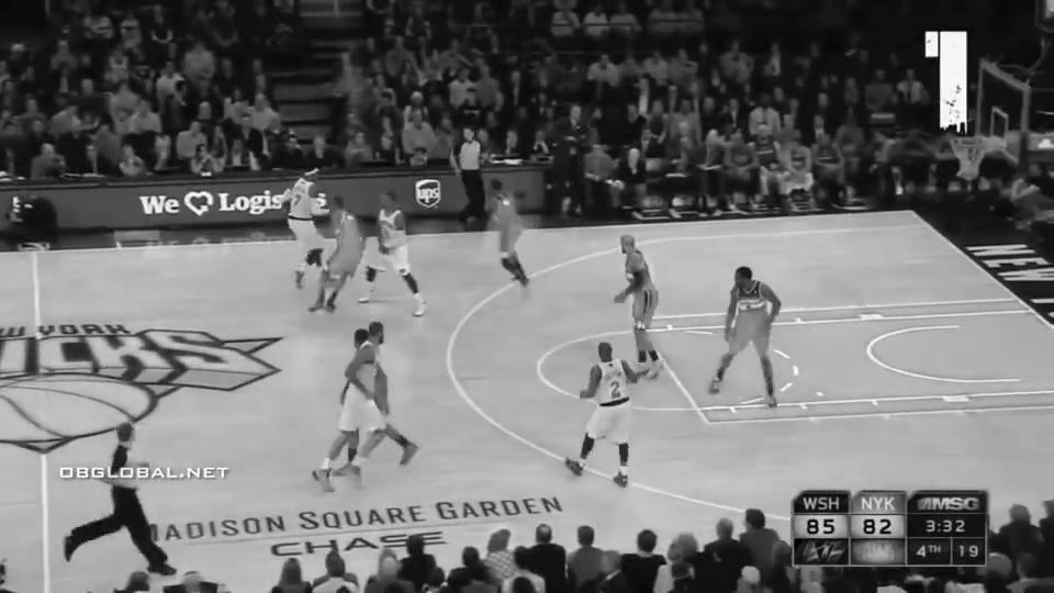 从白周琦到波神波尔津吉斯NBA奋斗史!