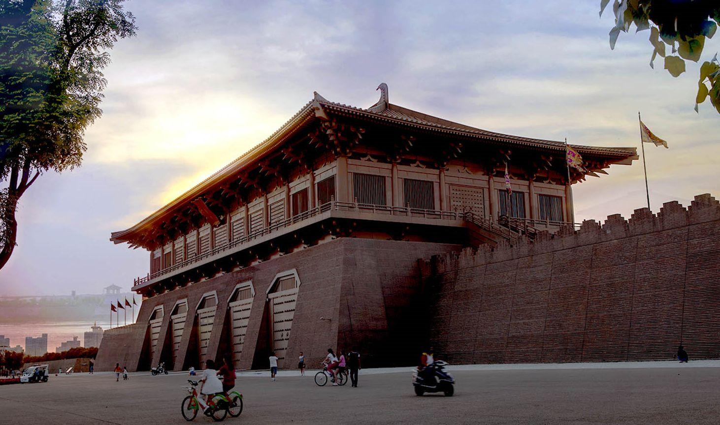 中国这两个省会,名字仅一字之差,一个成网红一个却无人知!