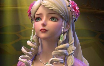 叶罗丽:4位角色的名字含义,灵公主很有爱,菲灵让人很心疼!