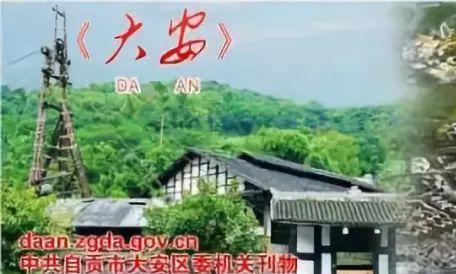 《大安》2019.5 | 永立沱江涛头 推动振兴发展