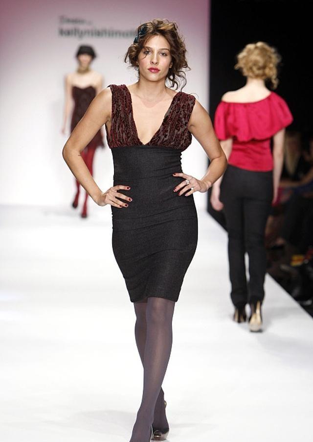 时装周:时髦的女孩子都这样穿,潮流穿搭让你气场全开
