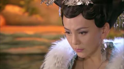 狐母派彩雀保护小唯公主恢复女装美成天仙了!