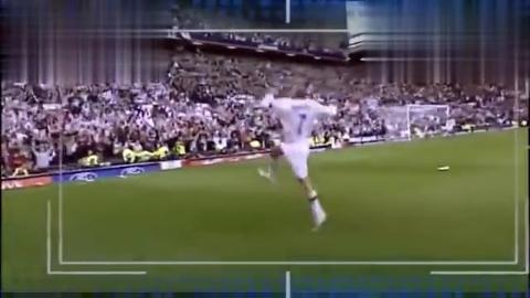 你信吗?贝克汉姆这个价值10亿英镑,任意球最后一秒拯救英格兰!