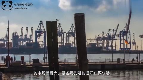 中国的自动化港口有多厉害,看了上海的这座小岛你就知道