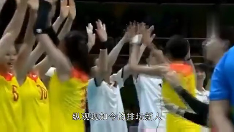 中国女排4大新星,李盈莹第三,实力新星有望成为下一世界级主攻