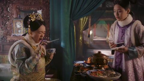 如懿传:玫贵人吃的生鲜里全部都是被下过毒的