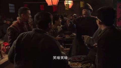 鲁汉一年多没喝酒,和尹区长比酒量,尹区长千杯不醉啊!