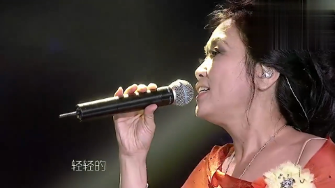 致敬邓丽君经典情歌《月亮代表我的心》齐秦齐豫对唱太好听了