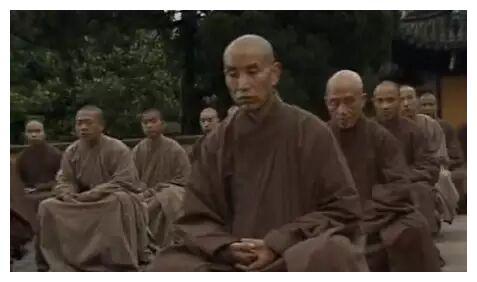《西游记》唐僧讲经时,下面坐着的和尚是东海舰队官兵扮演的