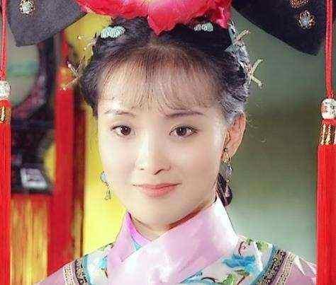 小家碧玉型古装美人,霍思燕王艳清纯,杨怡当年可太美了