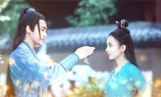 青云志最感人一幕,碧瑶为张小凡挡下诛仙剑,当场身亡,你哭了吗