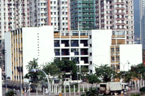 老照片:三十五年前的香港,赤柱商铺大澳渔港