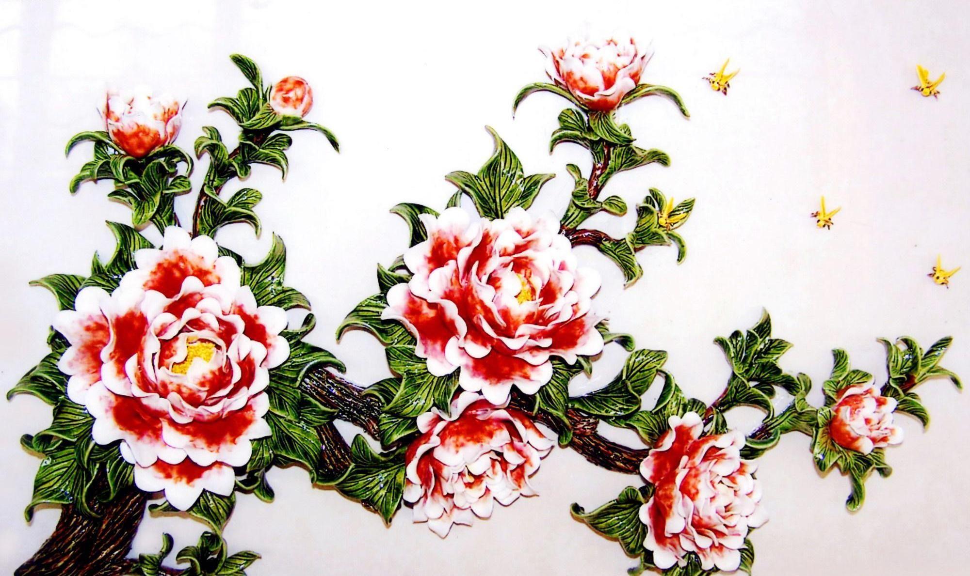 历史图集:中国戏剧绘图,中国交趾陶作品