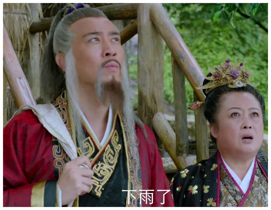 封神:姜子牙和狐妖硬核告白,老年偶像剧和人妖恋太虐心,泪目!