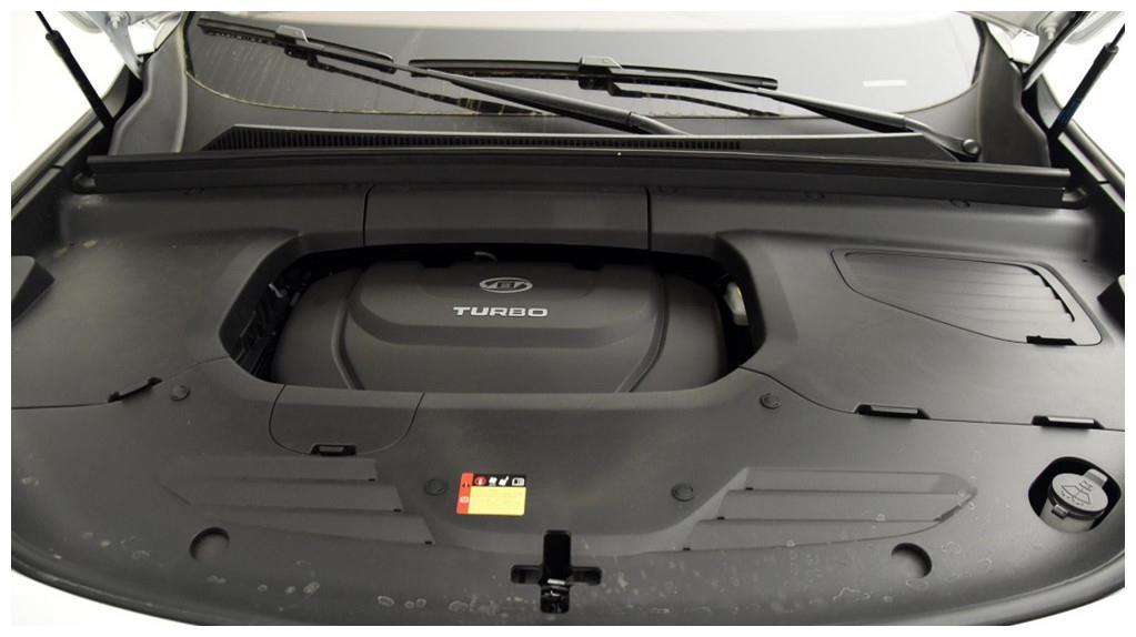 新宝骏RS-5,搭载1.5T发动机,开启年轻智能科技新时代