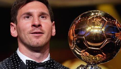 中国唯一有金球奖投票权的媒体人骆明:网传梅西再获金球奖像真的