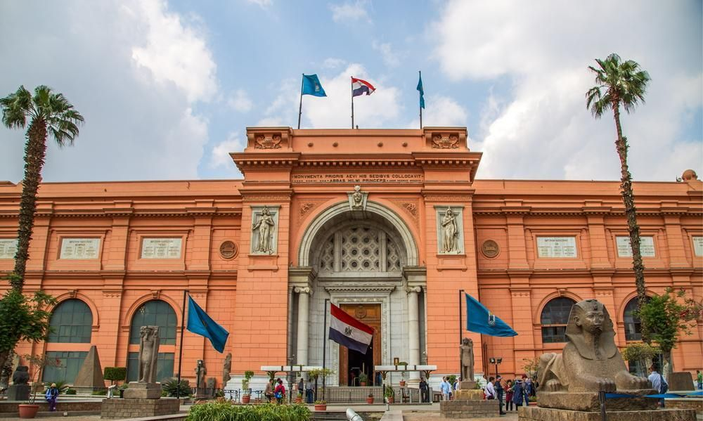 异国风情——埃及国家博物馆
