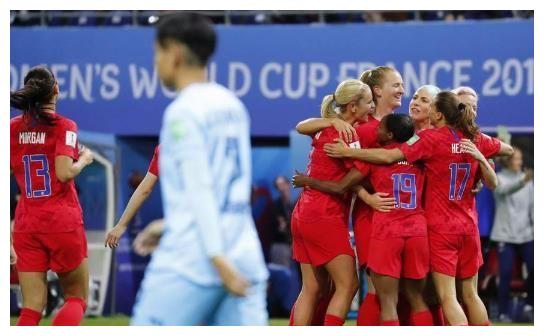 泰国队拉低亚洲女足下限!5队造1-20进球数惨象 中国守住底线