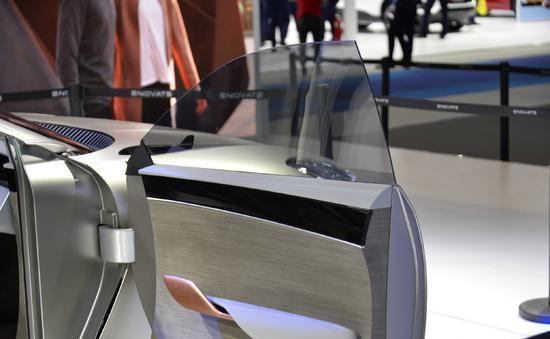 定位高能量豪华运动轿车 天际ME-S发布
