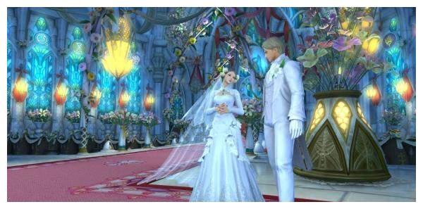 SE将解除《最终幻想14》服装性别限制 新郎女装不是梦
