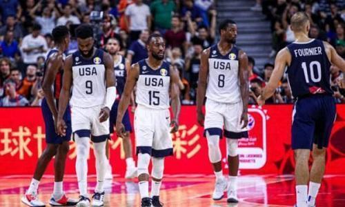 倒霉!NBA大牌3次退赛,美国队3次翻船,波波维奇3次均执教!
