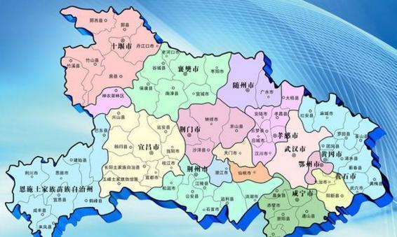 湖北省一县级市,名字是刘备取的,距今已有1800多年的历史!