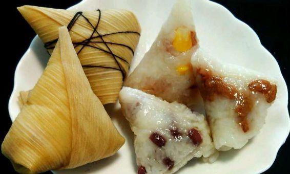"""端午节别买粽子了,用这个""""另类法""""包粽子,清香浓郁,软糯香甜"""