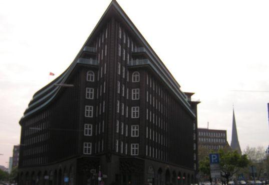 智利大楼——德国著名的表现主义红砖结构建筑的典范