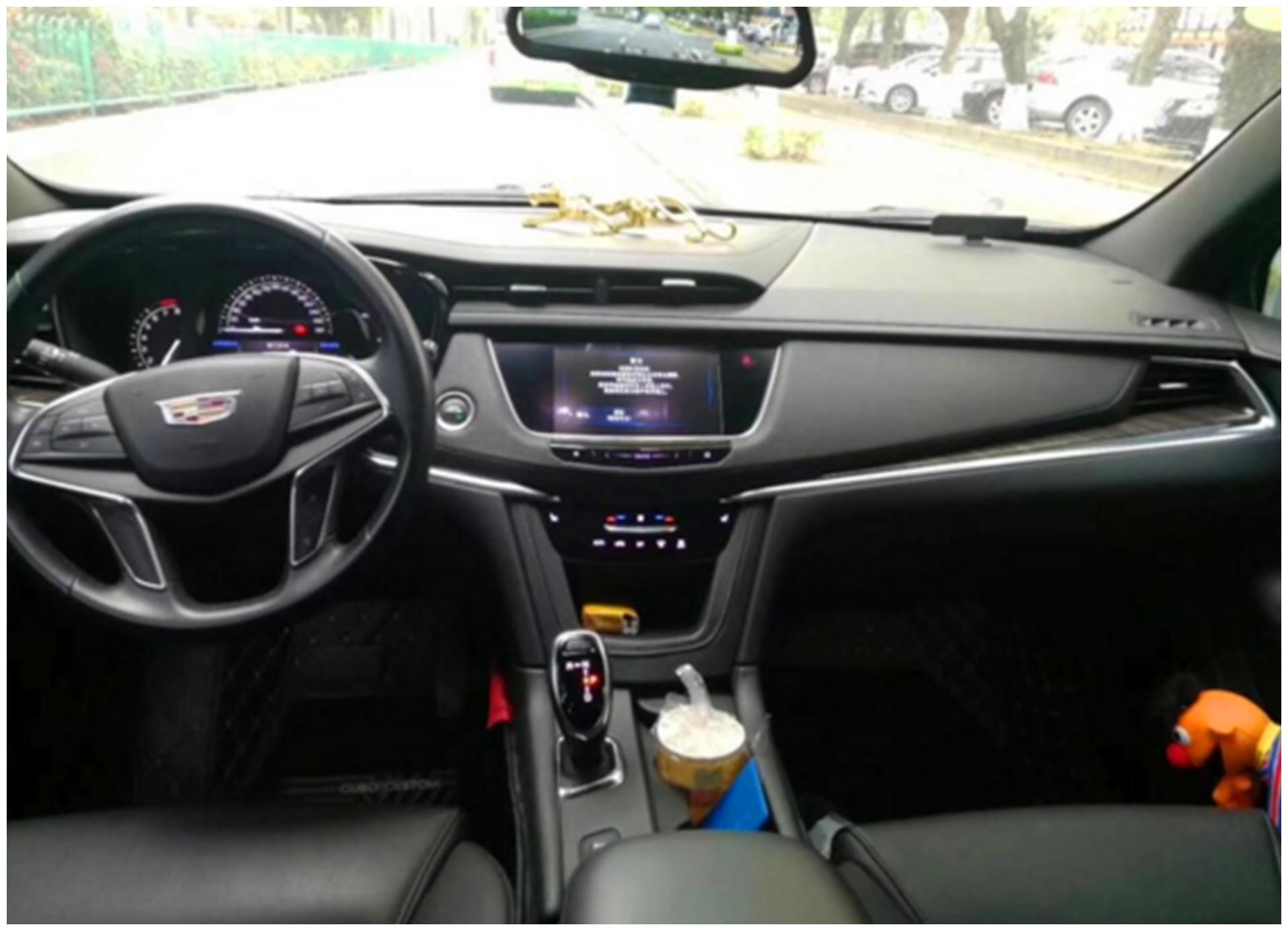 男子偶遇一台凯迪拉克XT5库存车,销售:别出去说,给你优惠12万