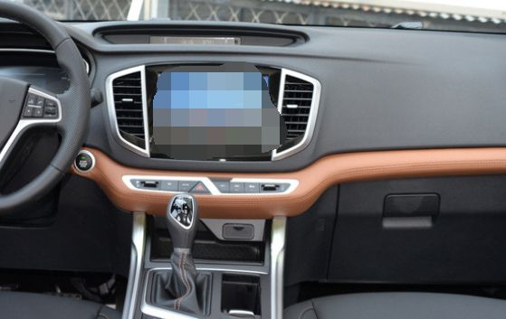 沉稳大气,吉利远景SUV 1.4T CVT 4G互联旗舰型,男人的座驾