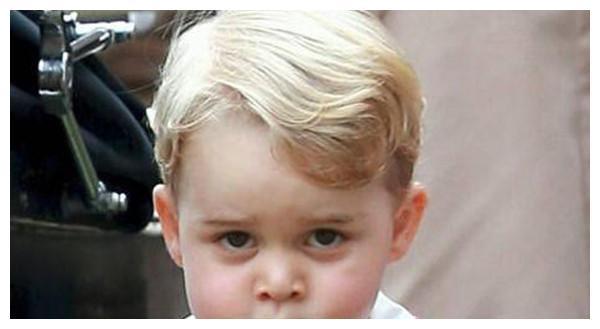 乔治小王子最像爸爸威廉?那是你没看到凯特王妃的这张照片