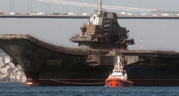 乌克兰给我国最珍贵的礼物,使我国海军发展迅猛,但不是瓦良格
