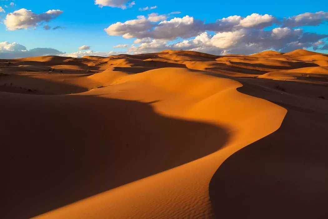 跟着三毛去撒哈拉,寻找你和摩洛哥的1001个故事.图片