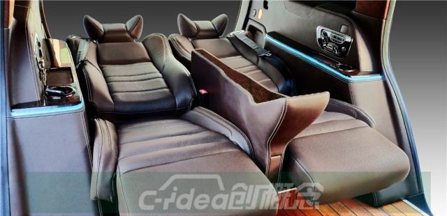 奔驰GLS450商家两用款SUV,让你魅力十足