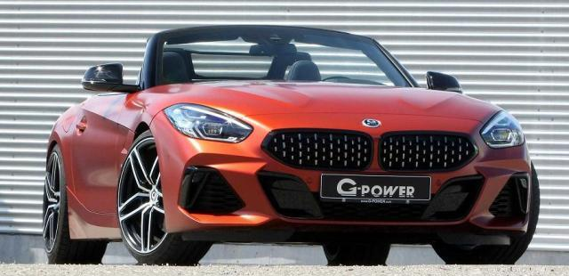 G-Power出手!能否弥补BMW没有推出Z4 M的遗憾呢?