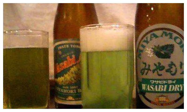 史上最奇葩5种日本食物,芥末啤酒忍了,方形西瓜长见识了!