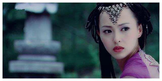 唐嫣罕见的清宫剧照,终于明白为什么她从不接拍清宫戏了!