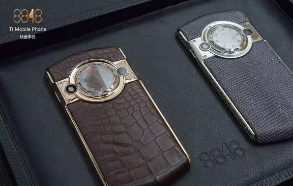 华为MateRS抢占市场,8848钛合金手机,降价一万!与华为互怼!