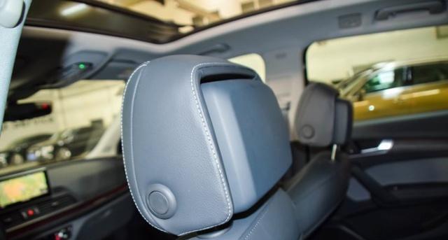 新奥迪Q5L:就凭这次内饰的全面升级,它已经踏入高端SUV!