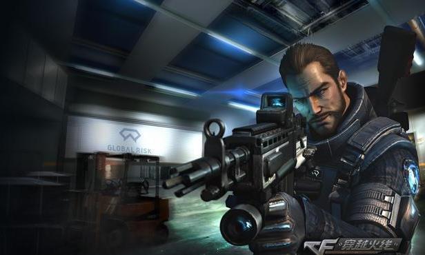 CF:玩家最讨厌的五把武器!六烈龙加持的它,谁也不怕