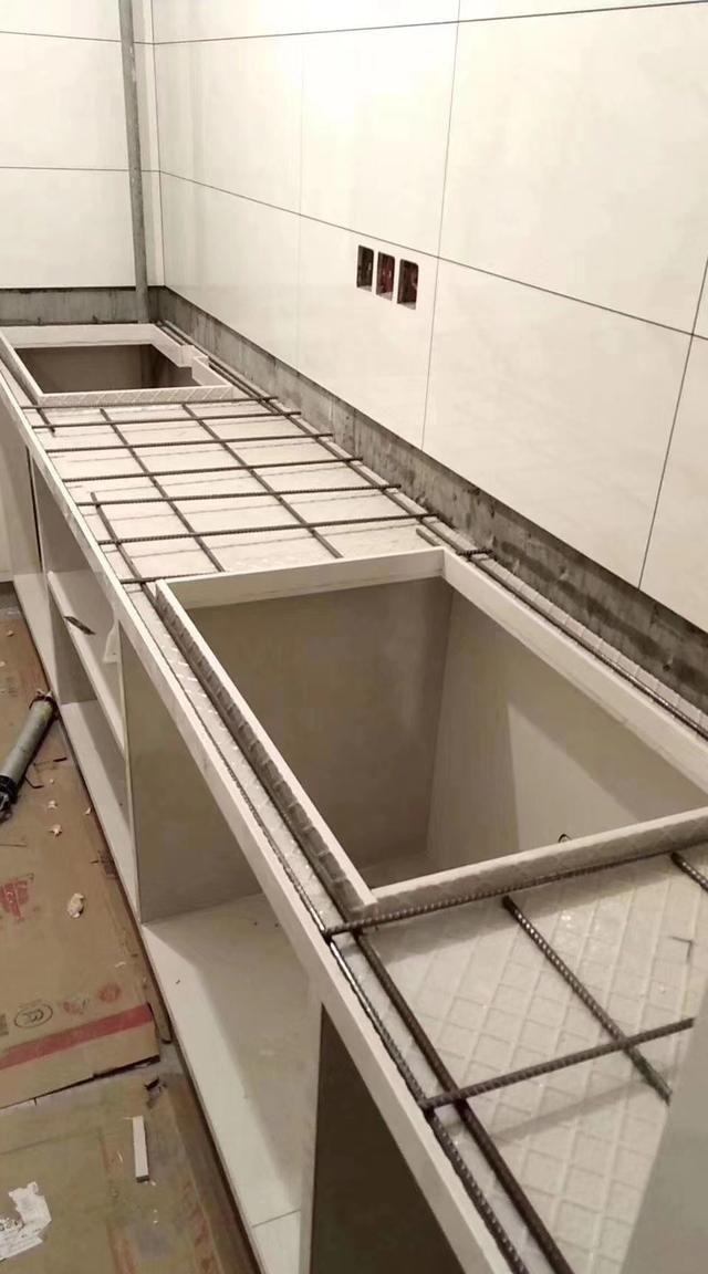 广州增城旧房改造:升级版砖夹橱柜防潮时尚好打理康之源装饰