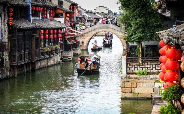 赶紧收藏,江苏8个免费古村镇,去过5个就是旅游达人!