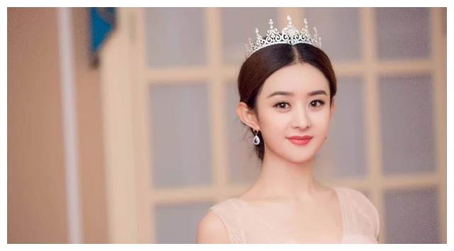赵丽颖被网友催婚催生原来都是这几张图惹的祸