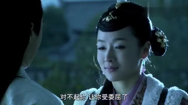 薛丁山被皇上赐婚,妻子的做法感人,薛丁山决定真心真意爱她一生