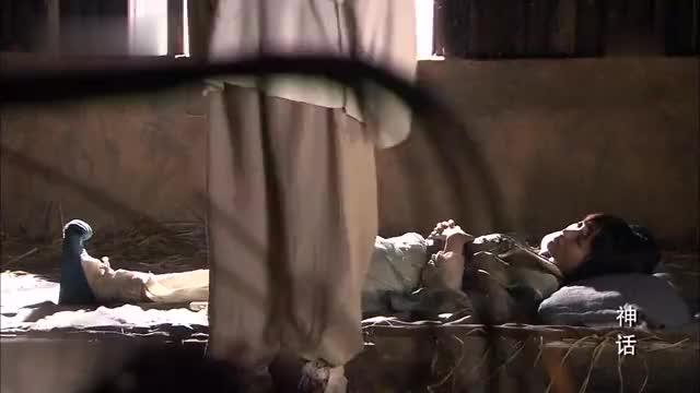 神话:吕素在照顾小川时染上了瘟疫,崔文子的药却只够救活一个人