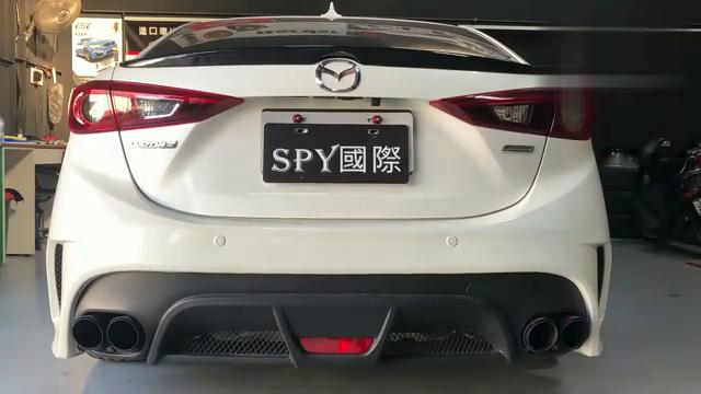 视频:车主心中的法拉利,马自达3昂克赛